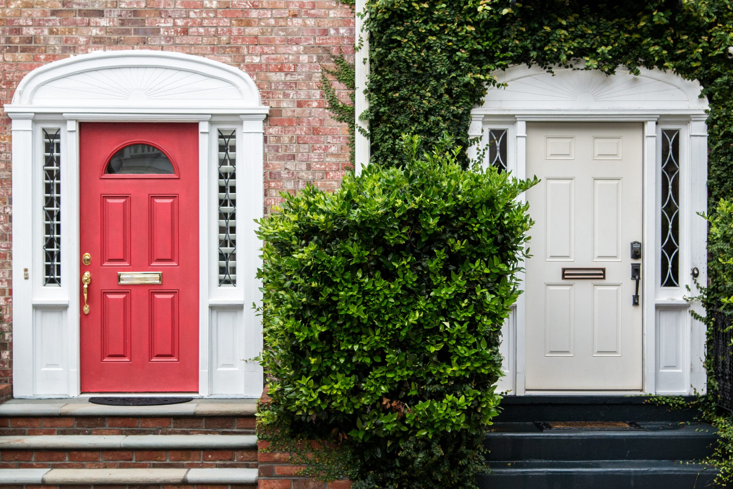 What Your Front Door Colour Reveals About You?